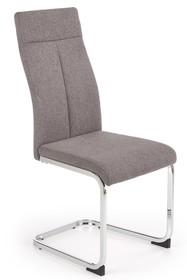 K370 krzesło popielaty