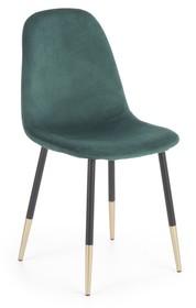 Krzesło K379 - ciemny zielony
