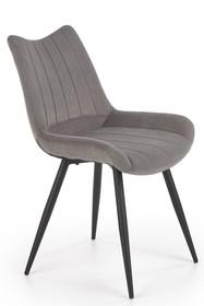Krzesło K388 - popielaty