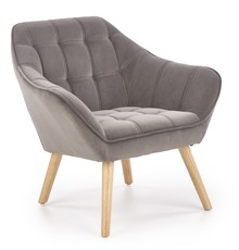 Fotel ROMEO - popiel