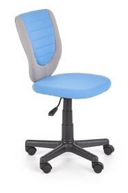 Fotel młodzieżowy TOBY - niebieski