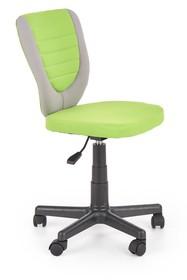 Fotel młodzieżowy TOBY - zielony