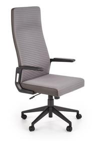 Fotel gabinetowy AREZZO - popielaty