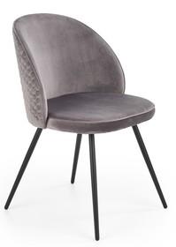 Krzesło K395 - popiel