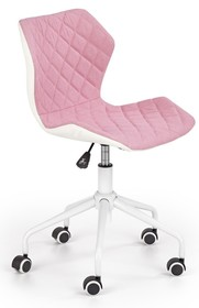 Fotel młodzieżowy MATRIX 3 - różowy