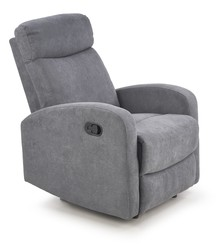 Fotel rozkładany OSLO 1S - popiel