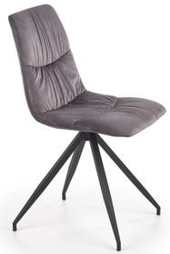 Krzesło K382 - popielaty