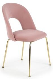 Krzesło K385 - jasny różowy