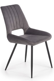 Krzesło K404 - popielaty