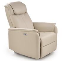 Fotel wypoczynkowy PARADISE - kremowy