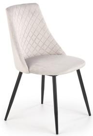 Krzesło K405 - jasny popiel