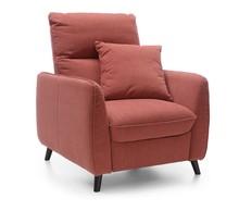 Fotel z funkcją relaksu manualnego Nils - Etap Sofa