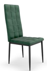 Krzesło K415 - ciemny zielony