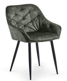 Krzesło K418 - ciemny zielony