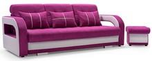 Sofa NINA z pufą