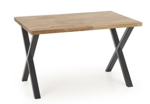 Stół APEX 120x78 - lity dąb