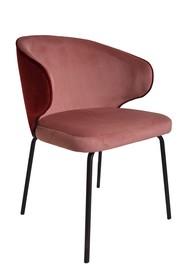 Krzesło MONTREAL - nóżki metalowe