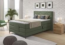 Łóżko kontynentalne HOLME 120x200