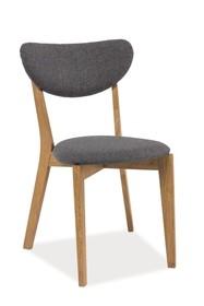 Krzesło ANDRE - szary