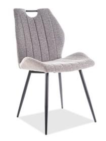 Krzesło ARCO - szary