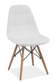 Krzesło AXEL - biały