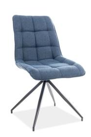 Krzesło CHIC II - granatowy