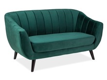 Sofa ELITE 2 VELVET - zielony Bluvel 78