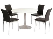 Stół FLAVIO 90 - biały