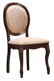 Krzesło FN-SC - ciemny orzech