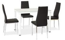 Stół GALANT 110x70 - biały