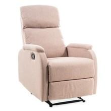 Fotel rozkładany HADES - beżowy