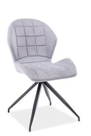 Krzesło HALS II - jasny szary