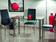 Stół HEKTOR 120x70 - transparentny