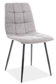 Krzesło MILA - szary