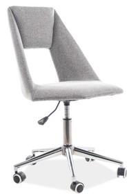 Fotel obrotowy PAX - szary