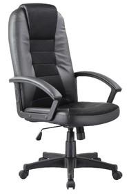 Fotel biurowy Q-019 - czarny