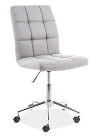 Fotel obrotowy Q-020 - szary
