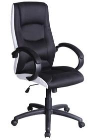 Fotel biurowy Q-041 - czarny