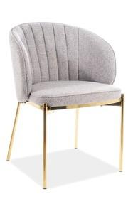 Krzesło PRADO - szary