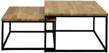 PROMOCJA - Zestaw stolików GINO