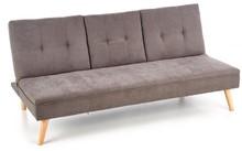 Sofa rozkładana BACON - popiel