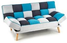 Sofa rozkładana BOJAN - wielobarwny