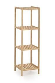Regał bambusowy REG16