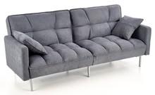 Sofa rozkładana ROBERTO - popielaty