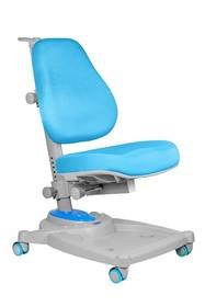 Fotel dziecięcy EDDY - niebieski