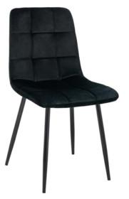 Krzesło CARLO - czarny