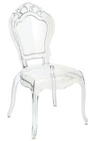 Krzesło KING - transparentny