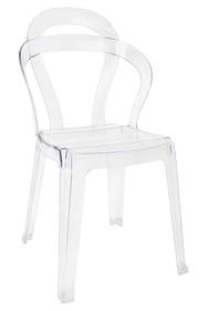 Krzesło MERCI - transparentny