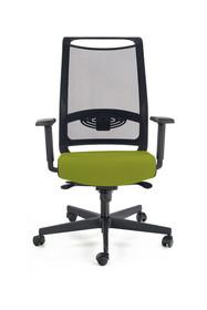 Fotel GULIETTA - zielony/czarny