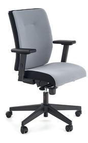 Fotel POP - popielaty/czarny